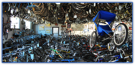 Used bicycles for sale in Madison WI | Used trek bicycles, used bikes, road bicycles, used bmx bicycles