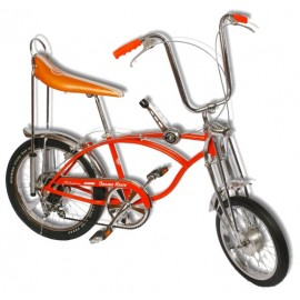 1970 Schwinn Orange Krate Sting Ray Bicycle 13""