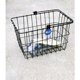 Wald Quick Release Front Basket Black For Sale Online