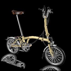 Brompton 3-Speed Folding Bicycle