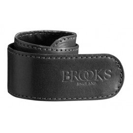 Brooks Leather Trouser Strap Black For Sale Online
