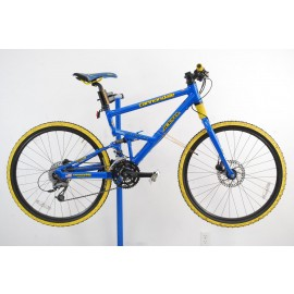 Cannondale Jekyll Full Suspension Mountain Bicycle 17""