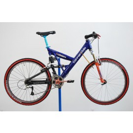 1996 Cannondale Super V 1000 Mountain Bicycle 19""