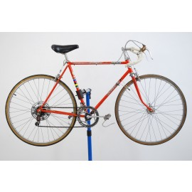 1970s Crescent Swedish Steel Road Bicycle 56cm