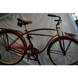 1955 Schwinn D15 Hornet Balloon Tire Bicycle