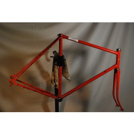 Campania Road Bicycle Frame and Fork