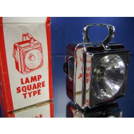 National Square Head Light Lamp Type for DL-1, Raleigh