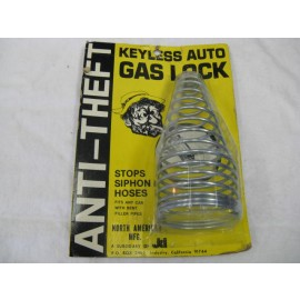 Anti-theft Gas Lock
