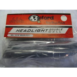 Oxford no. 220 handlebar or fender Headlight