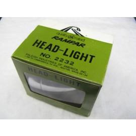 Raleigh Rampar Head Light NOS no. 2232