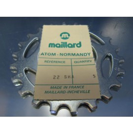 Maillard Helicomatic  Freehub cog 22 t SHA NOS