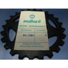 Maillard Helicomatic  Freehub cog 24 t SHA NOS