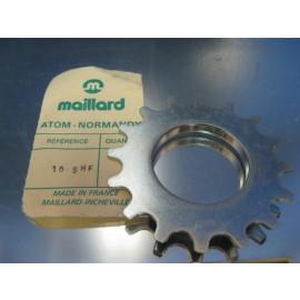 Maillard Helicomatic Freehub cog 16 SHF threaded NOS