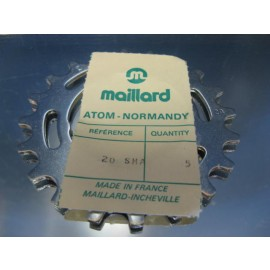 Maillard Helicomatic  Freehub cog 20 t SHA NOS