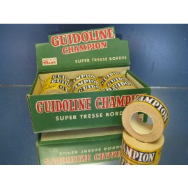 Velox Guidoline Champion cloth handebar tape white NOS