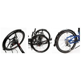 "ICE Recumbent Tricycle 20"" Front Mudguards"