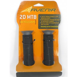 2D MTB Grips - By Avenir For Sale Online