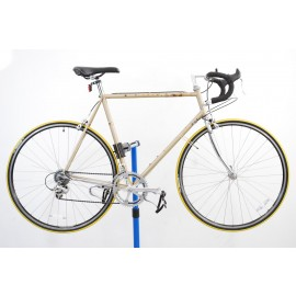 1990s Lugged Steel Guerciotti Road Bicycle 59cm