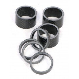 Carbon Fiber Threadless Headset Spacers - By Avenir For Sale Online