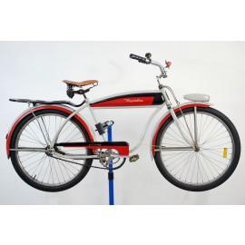 "1940's Hiawatha St. Croix Vintage Balloon Tire Bicycle 17"""