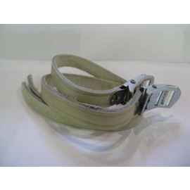 Vintage NOS Leather JCI Toe Clip Straps