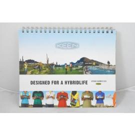 2010 Keen Spring / Summer Catalog