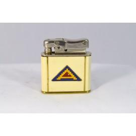 "Vintage Refillable Lighter Ibelo Monopol ""A"" Monogram"
