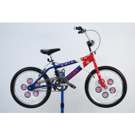 New Chicago Cubs Childrens BMX Bicycle 11""