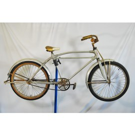 1940's Monark Silver King Aluminum Bicycle