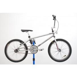 """1990s Mongoose Chrome BMX Racing Bicycle 11"""""""