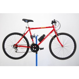 1980s Murray Ruby Red Squirt Promo Mountain Bicycle 20""