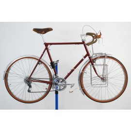 1970s Vintage Custom Built Touring Bicycle 59cm