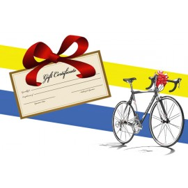 Gift Certificate to Budget Bicycle Center