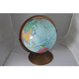 "Vintage 12"" Replogle World Nation Series Globe"