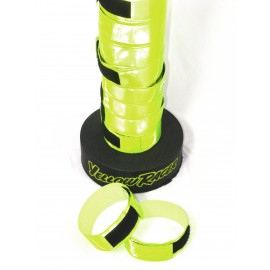 Reflective Leg Bands - By Yellow Racer For Sale Online