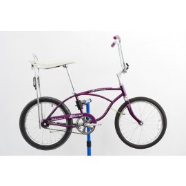 """1999 New Old Stock Schwinn Grape Krate Sting-Ray Bicycle 13"""""""