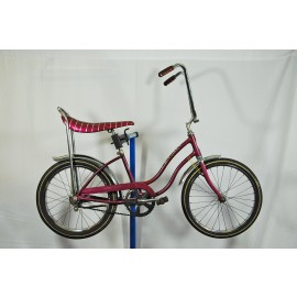1969 Schwinn Slik Chik Muscle Bicycle