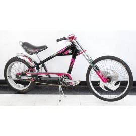2000s Schwinn Orange County Choppers Sting Ray Bicycle