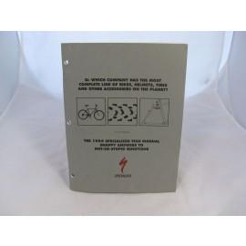 Vintage NOS Specialized Dealer Tech Manual 1994