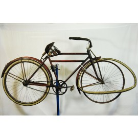 1920's Wooden Rim Motorbike Bicycle
