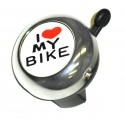 I <3 My Bike Bell - By Lexco