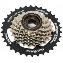7 Speed HG Freewheels - By Shimano