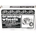 12 to 16 inch Training Wheels - By Wald