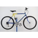 1990s Lugged Mountain Bicycle 20""