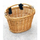Avenir Small Wicker Handlebar Basket For Sale Online