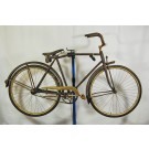 Camelback Style Wooden Wheel Bicycle