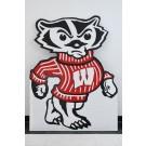 University of Wisconsin Madison Bucky Badger Sign