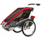 Chariot Carriers Cougar 1 Stroller Trailer