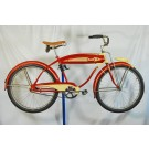 1951 Columbia 3 Star Balloon Tire Bicycle