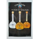 Corazon Tequila de Agave Poster